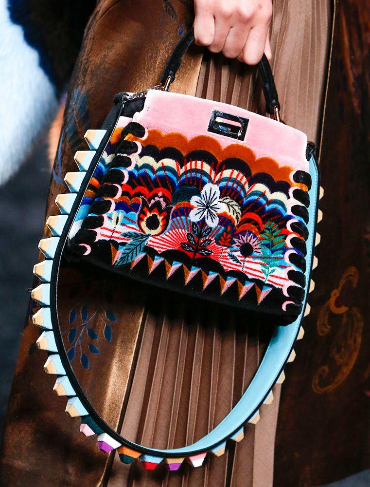 152289722b58f4 The 20 Best Runway Bags of Milan Fashion Week Fall 2016 | fashion ...