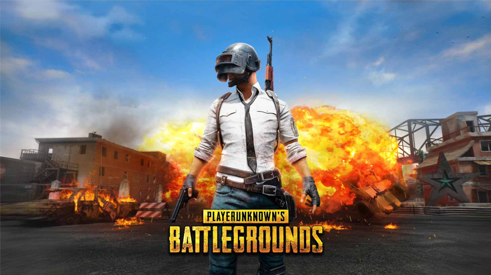Account Suspended Battle Royale Game Player Unknown Download Wallpapers For Pc