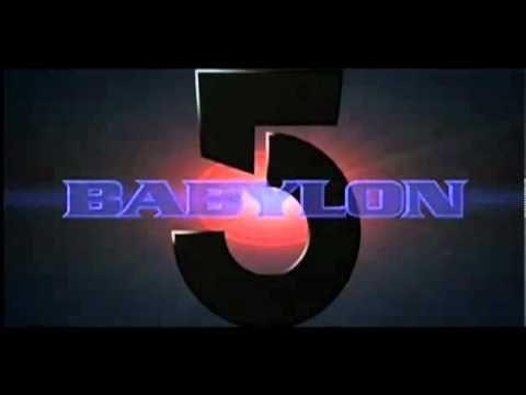 Babylon 5 serie tv sigla intro