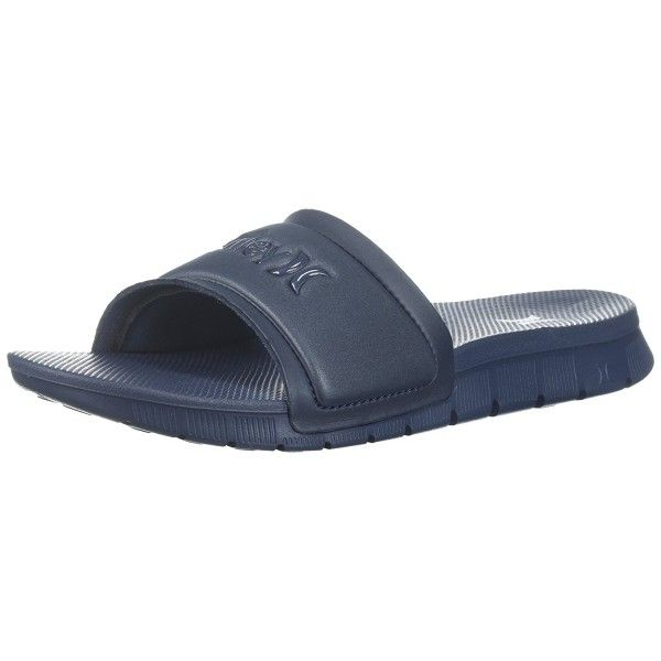 5e6aaf85151b Women s One and Only Fusion Slide Sandal - Squadron Blue White ...