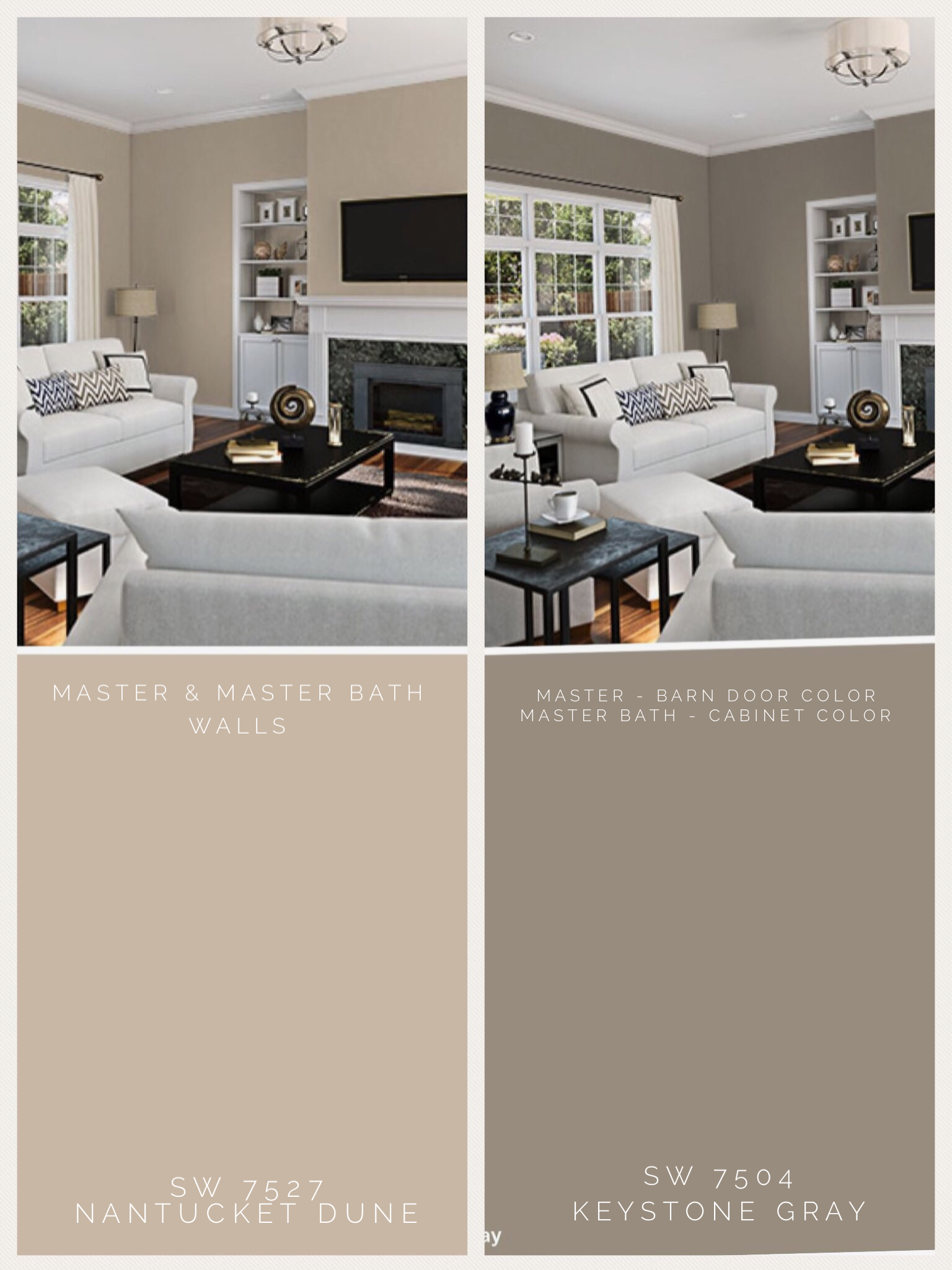 Master Color Ideas Beige Living Rooms Accent Walls In Living