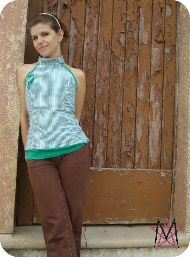 House of Estrela: |Refashion Runway| Week 2: Emerald