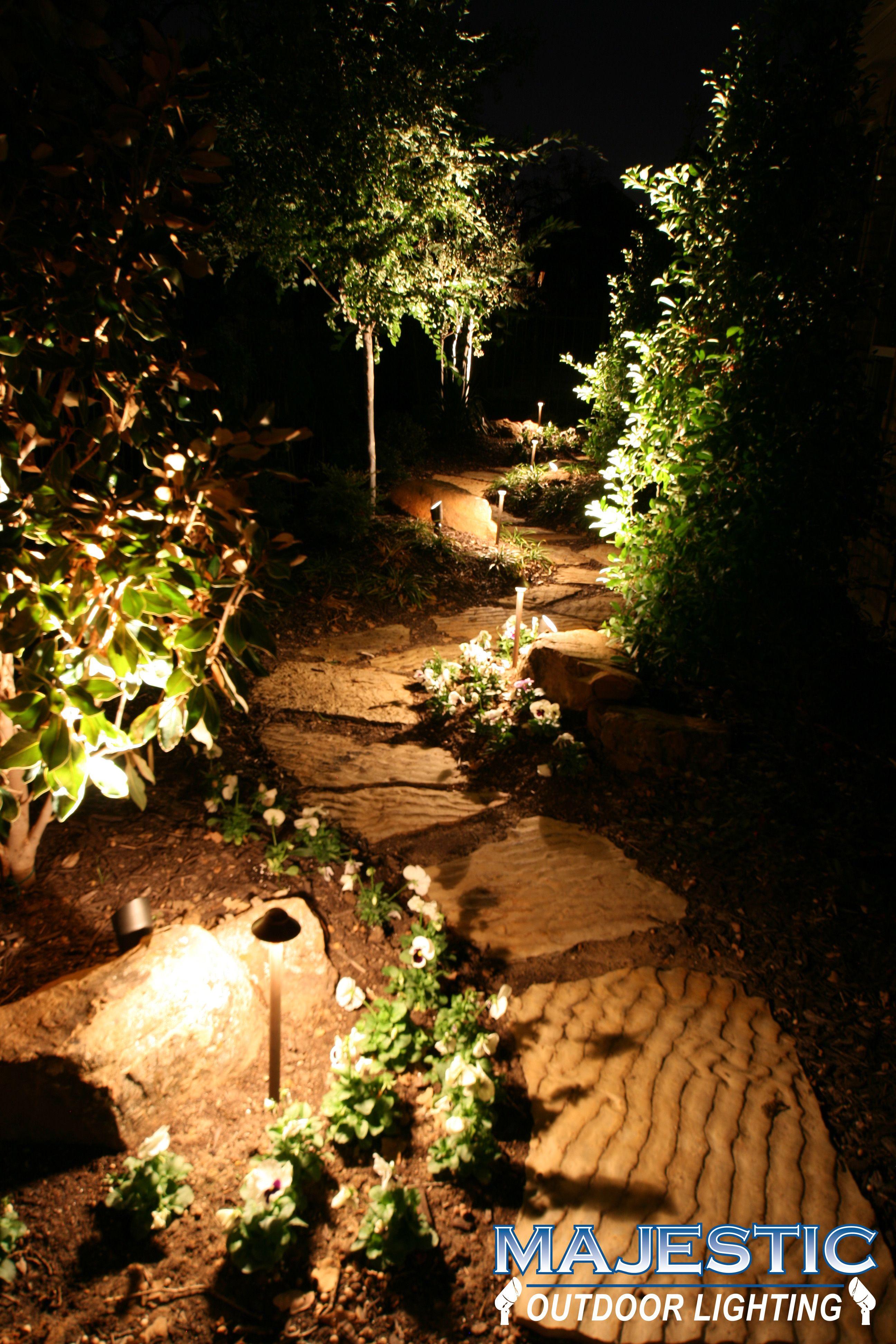 Landscape Lighting Fort Worth And