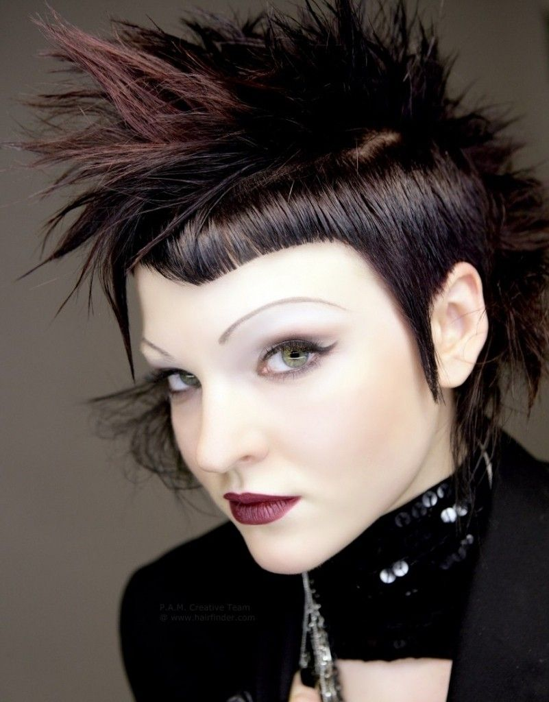 asian punk hairstyles asian short hairstyles for women short