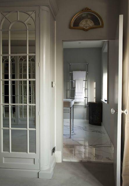 Carpetnry and shower room