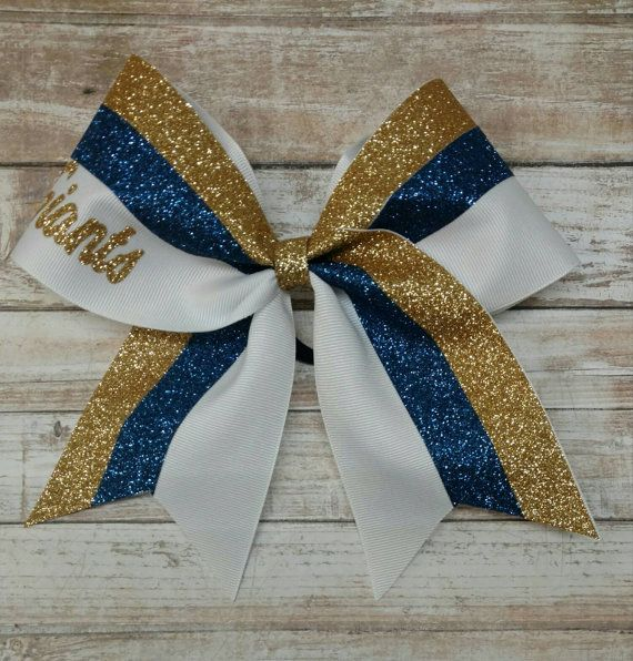 Basketball 2 colors Cheer style Hair Bow..choose a color form the color chart