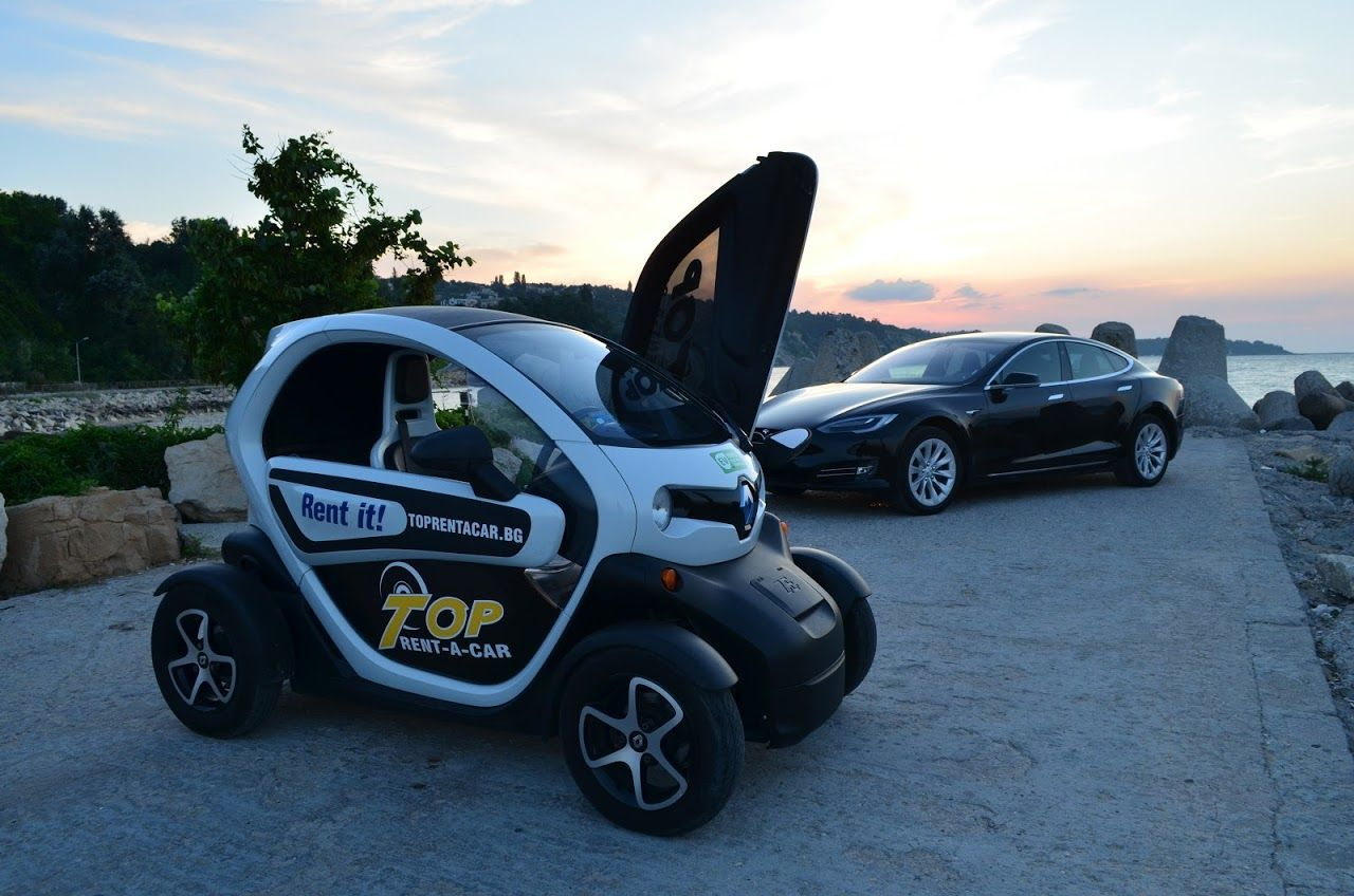 Rent electric car for your best vacation in Bulgaria