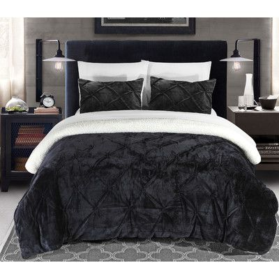 Willa Arlo Interiors Fontane Comforter Set Comforter Sets