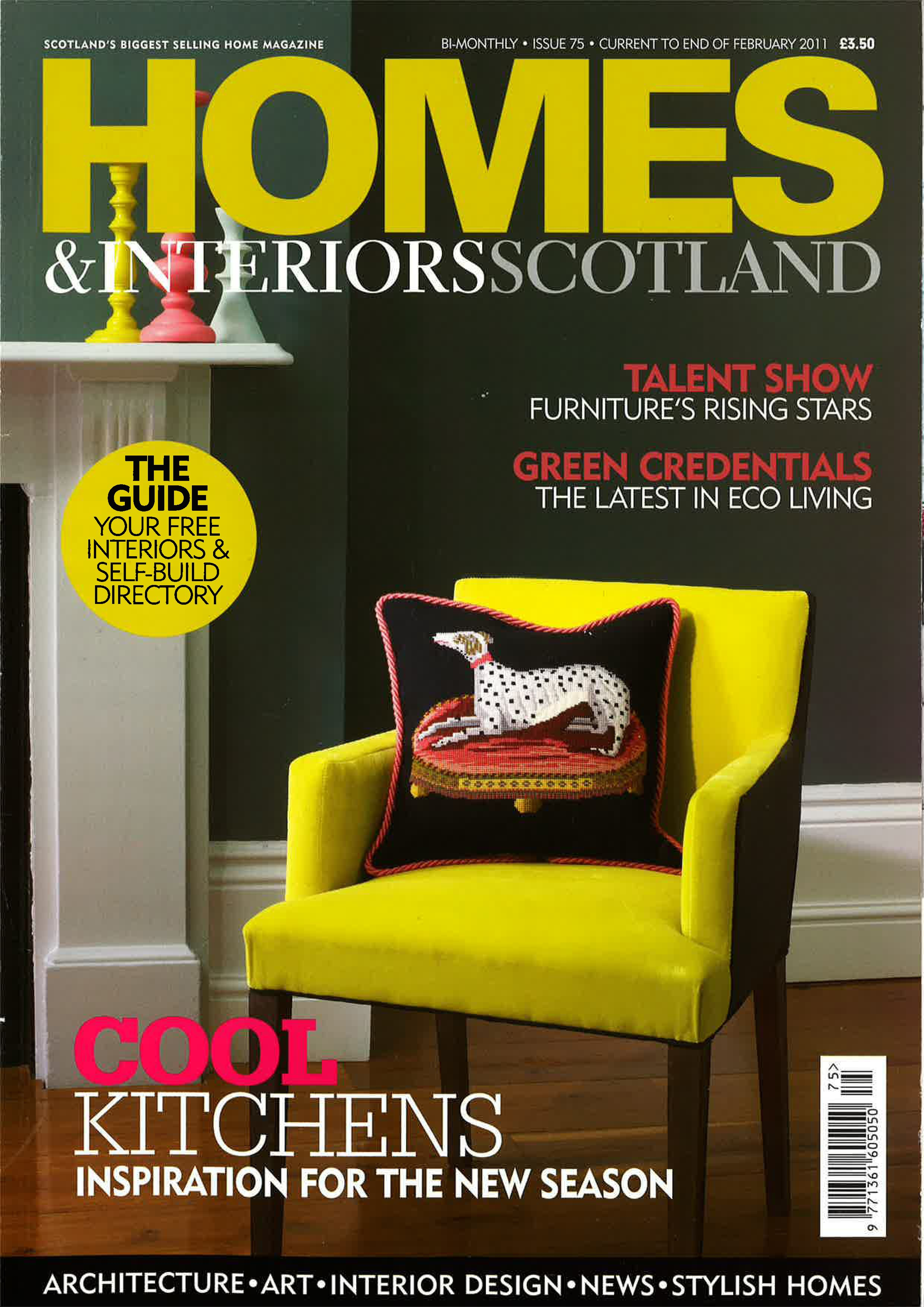 homes and interiors scotland khoury architects in the press