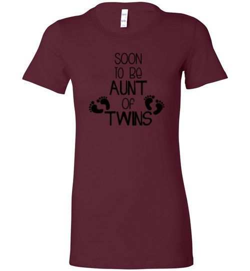 Soon to be Aunt of Twins Woman's