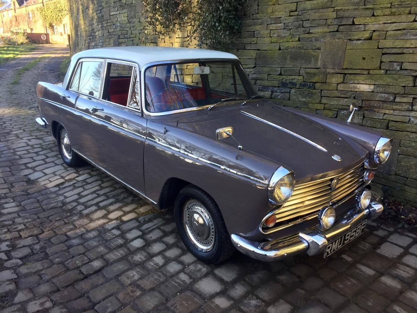 eBay: 1967 Morris Oxford VI - Rose Taupe, Lovely car, Ready to go! Austin A60 #classiccars #cars