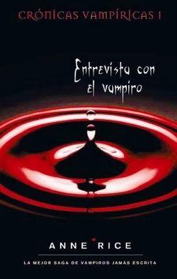 La Rosa: Entrevista con el vampiro / Anne Rice http://vrycolaca.blogspot.com.es/2014/03/entrevista-con-el-vampiro-anne-rice.html