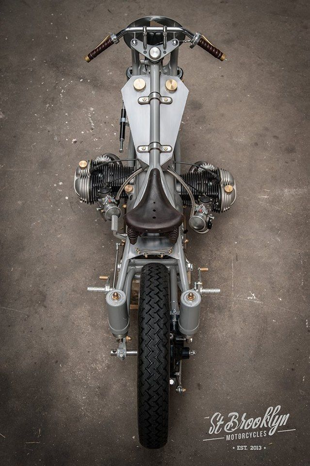 Saint Brooklyn Motorcycles