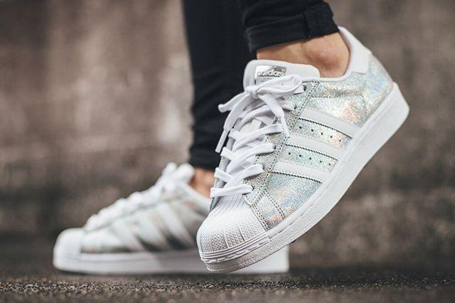 Adidas Superstar Glitter Edition