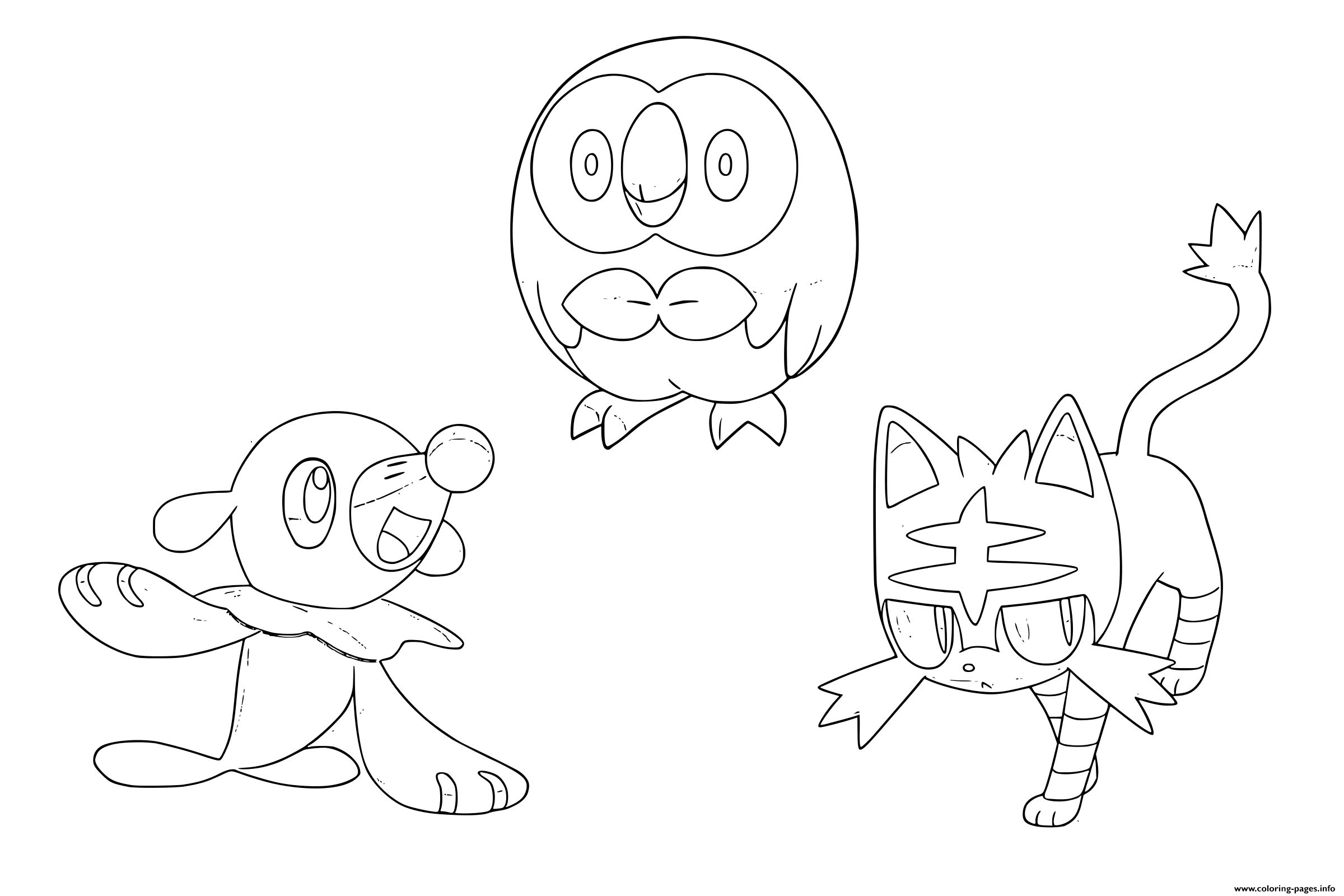 Pokemon Coloring Pages Sun And Moon Coloring Pages Allow Kids To Accompany Their Favorite Characters Pokemon Coloring Pokemon Coloring Pages Coloring Pages