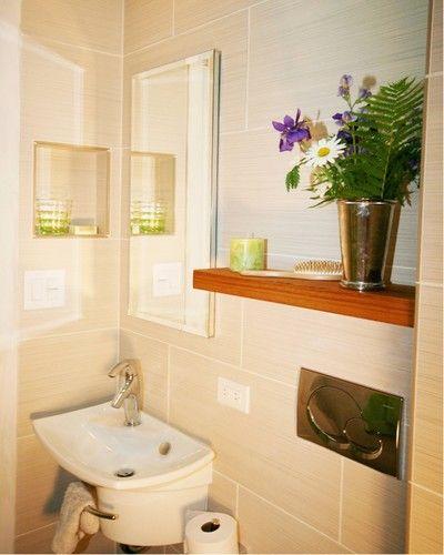 From Closet To Wet Bath Modern Bathroom Chicago By The Kitchen Studio