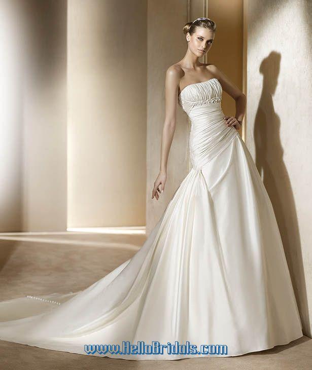 Buy Pronovias Mambo Cheap In Hellobridals Wedding DressesSpring