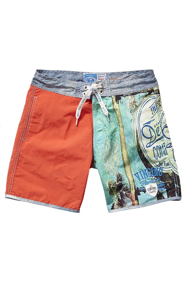 a83f61954f2611 Vingino zwembroek voor jongens Xoan, oranje | Zwemkleding voor kids ...
