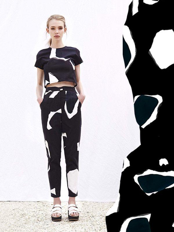Cassie Byrnes #textiledesign