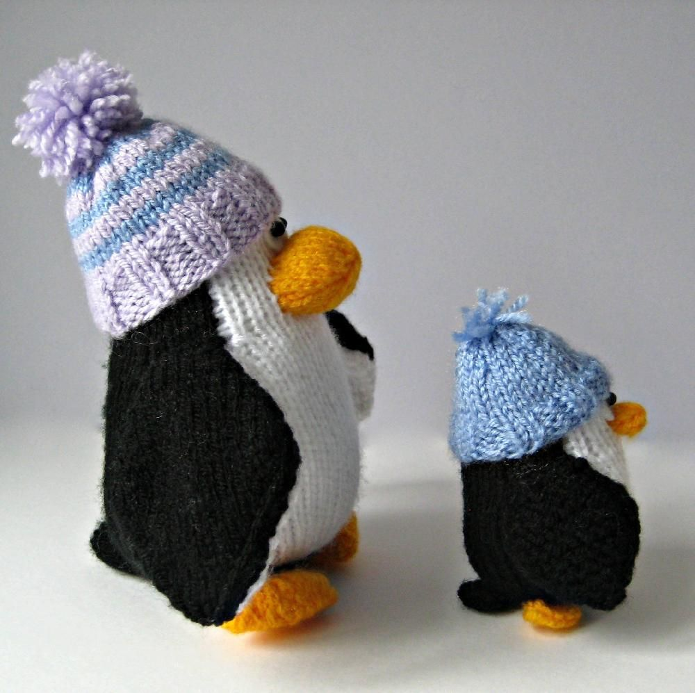 Editors choice bobble and bubble penguins by amanda berry editors choice bobble and bubble penguins by amanda berry the penguinsknitting patternspattern bankloansurffo Images