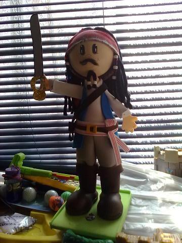 pirates of the caribbean  Fofucha Dolls  Pinterest  Piratas