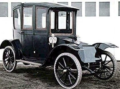 1911 Heilmann A Late 19th Century Electric Automobile