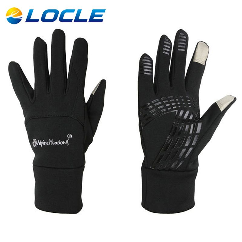 LOCLE New Version Horse Riding Gloves for Men Women Child Equitacion Racing Gloves Equestrian Riding Gloves Size S/M/L/XL