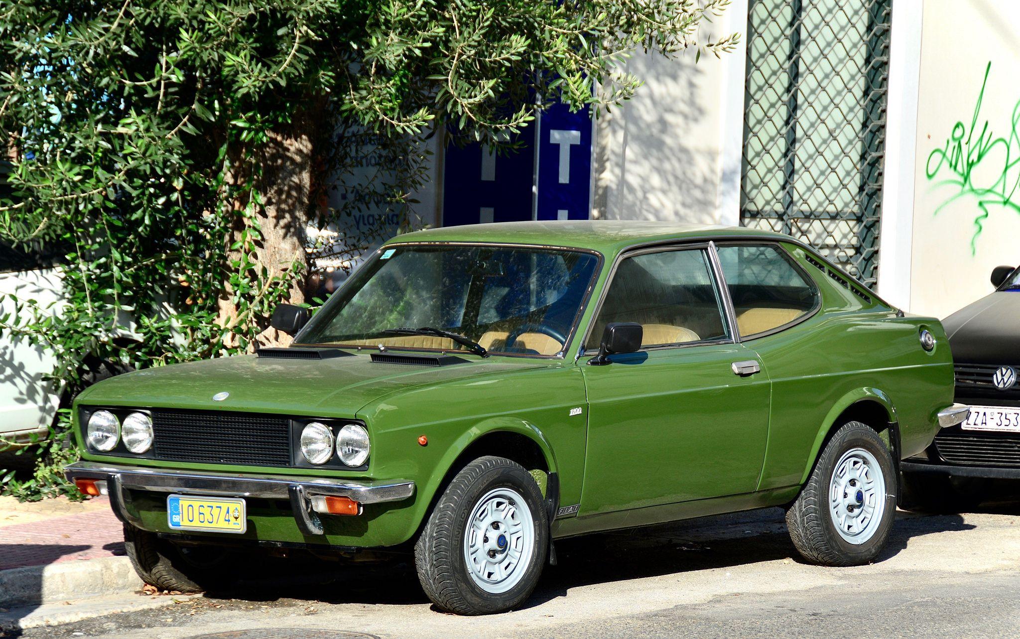 Fiat 128 Sport Coupe Sl Met Afbeeldingen Auto S En Motoren