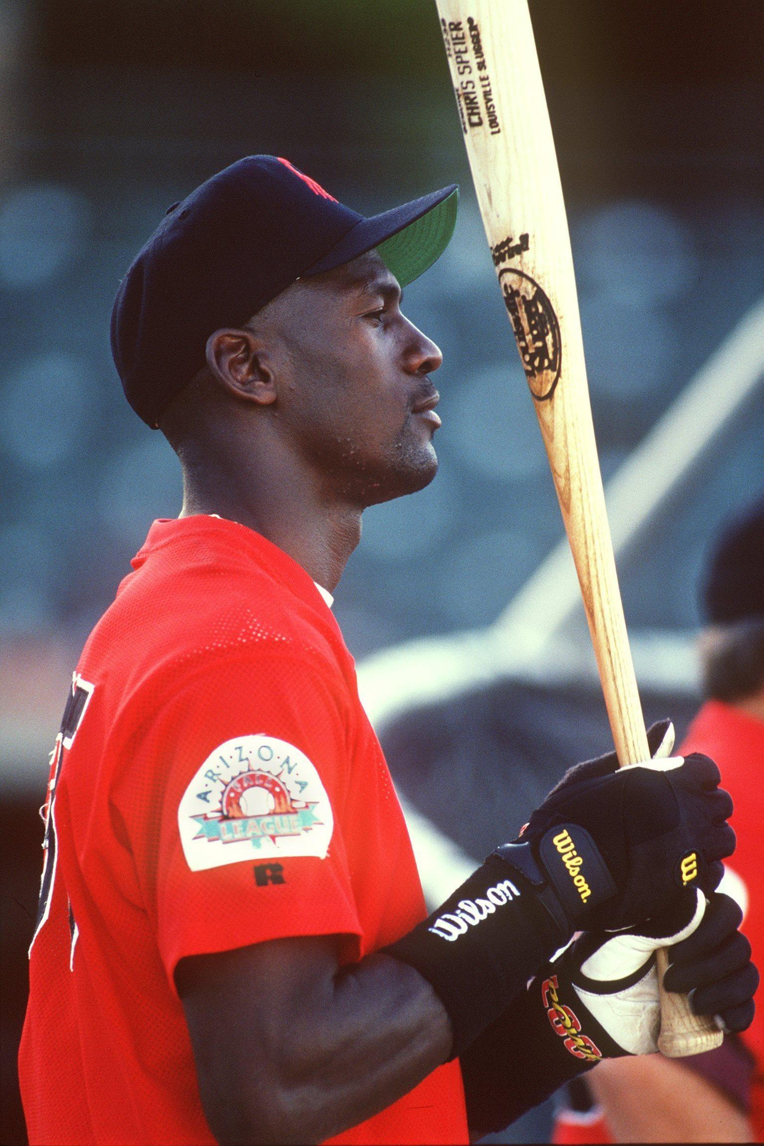 Michael Jordan S Baseball Career Michael Jordan Baseball Michael Jordan Michael Jordon