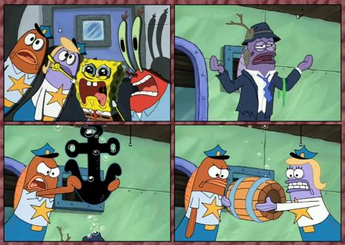 Stripedsweater Spongebob Spongebob Memes Spongebob Logic