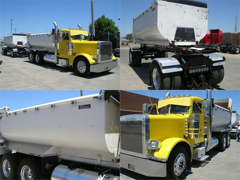 Cheap Used 2000 Peterbilt 379exhd Heavy_Duty_truck is