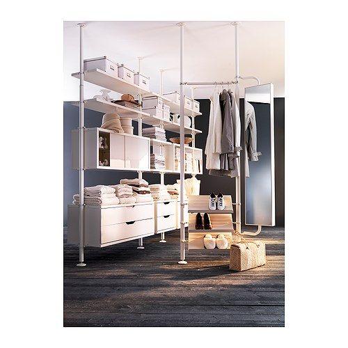STOLMEN Commode 2 tiroirs IKEA Pour organiser l\'intérieur de vos ...