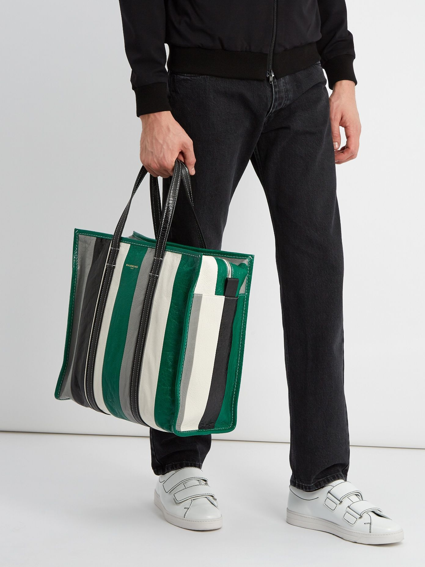 ea02ccf9b38f Click here to buy Balenciaga Bazar shopper M at MATCHESFASHION.COM ...