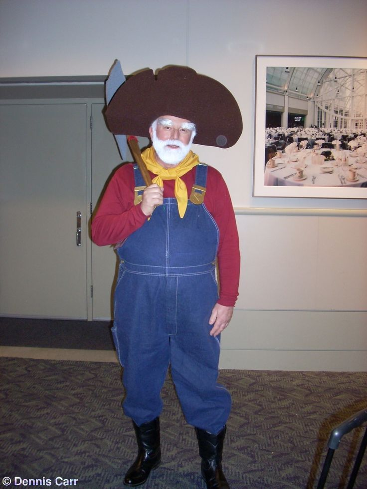 Stinky Pete Cosplay Toy Story 2. Description from