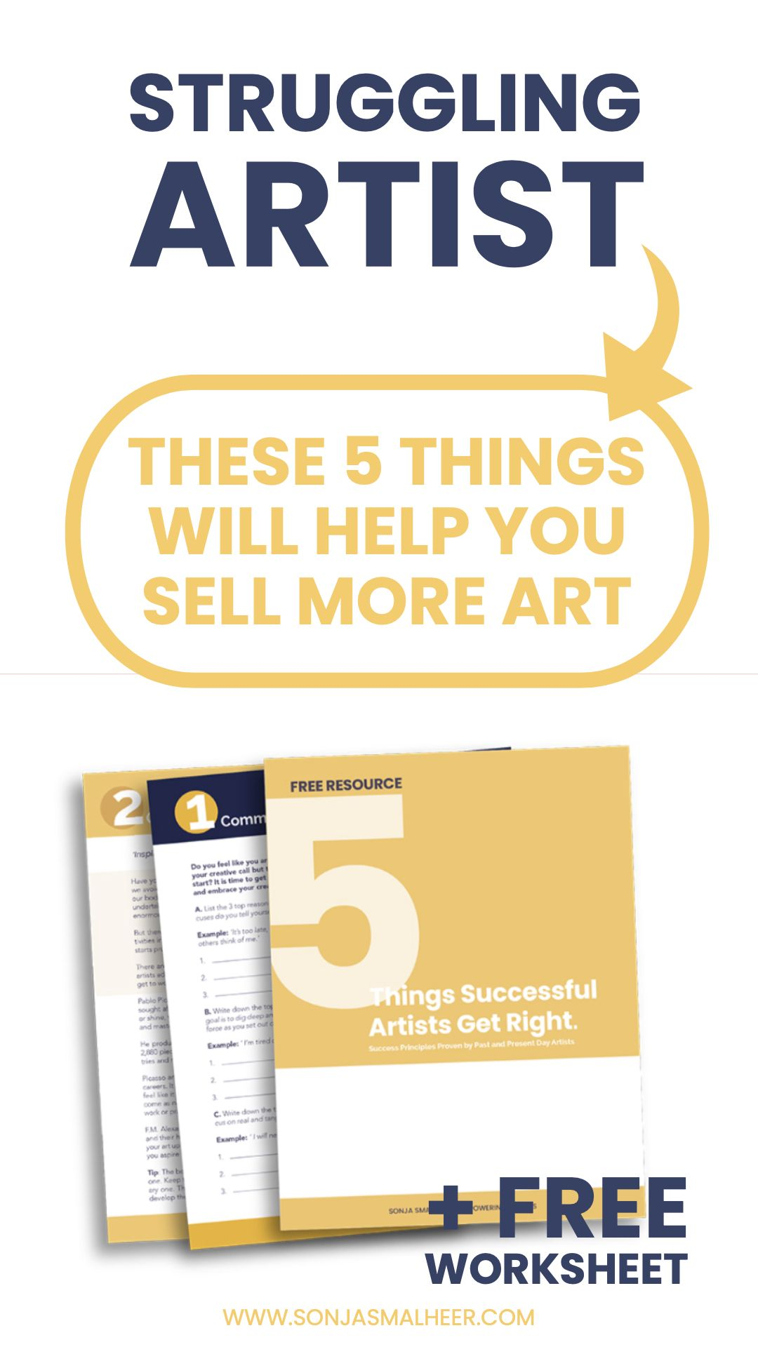 Apply These 5 Artist Success Principles To Your Art And