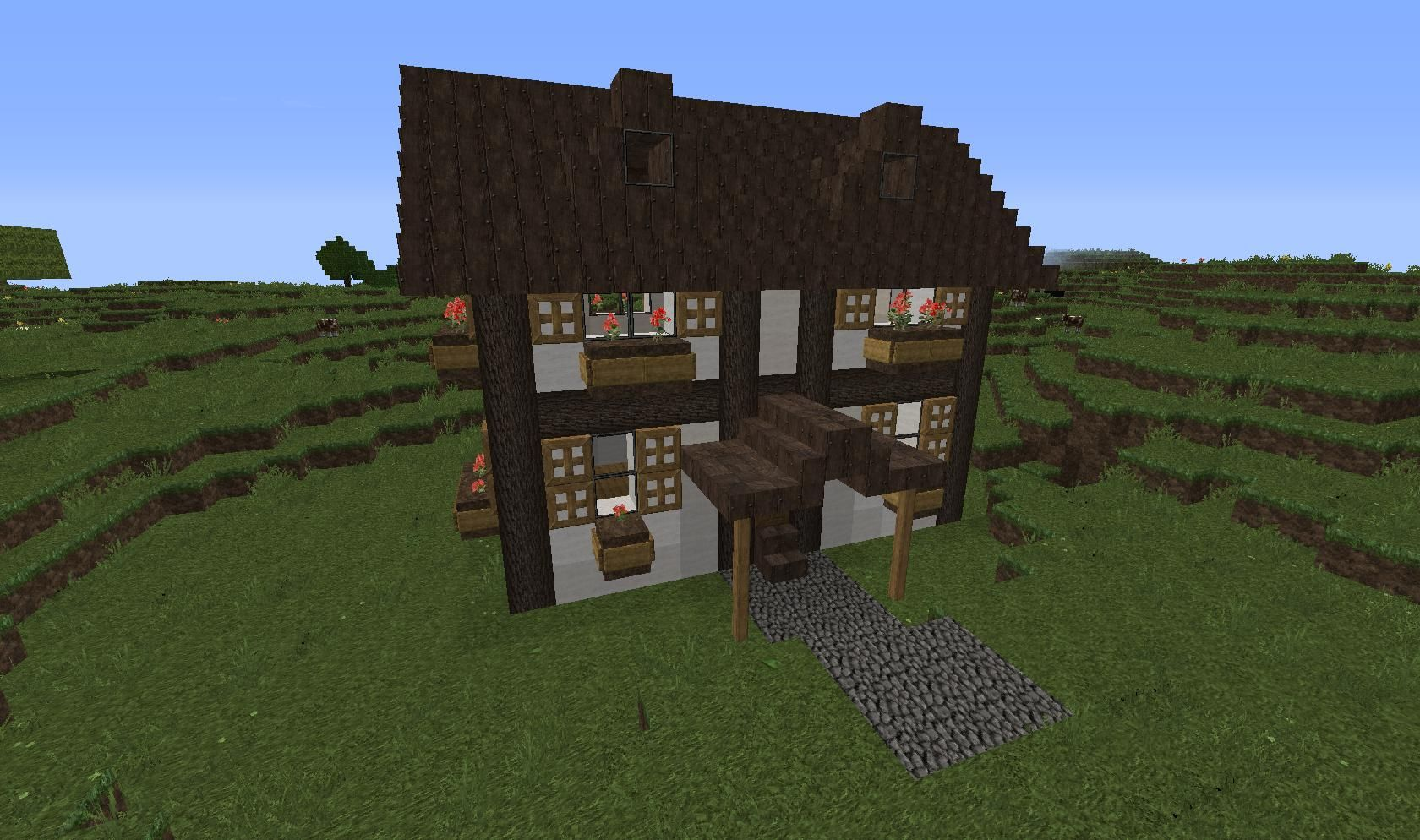 Excellent German Houses German Style Starter Houses Minecraft Download Free Architecture Designs Osuribritishbridgeorg