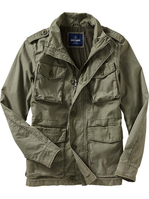 aad2966f239bd Mens Military Jacket