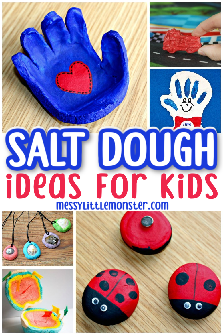 20 Of The Best Salt Dough Ideas For Kids Mothers Day Crafts For Kids Dough Ideas Toddler Crafts