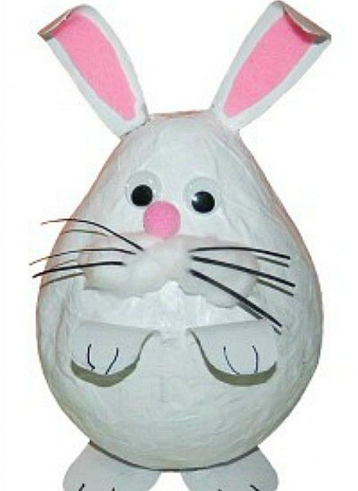 44 Best Paper Mache Crafts Easter Spring Projects Easter