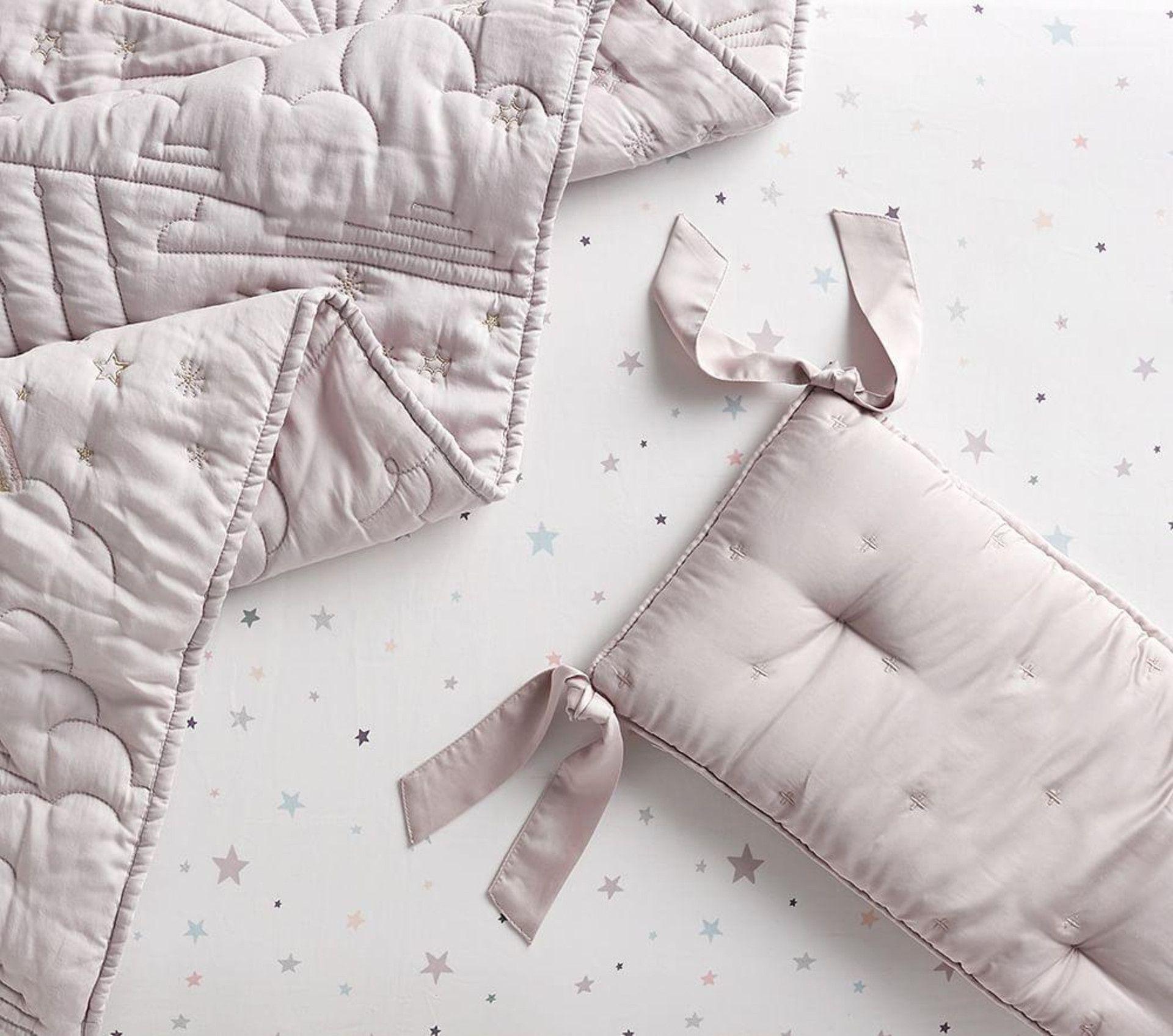 Marlo Rainbow Nursery Bed Linen
