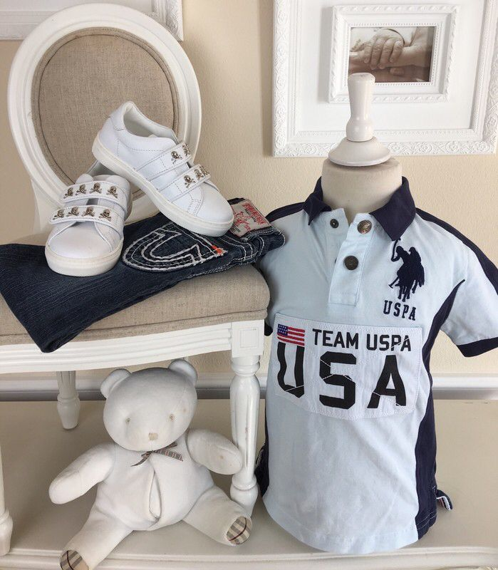 Us polo assn kleid