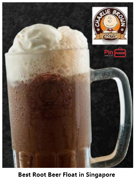 Best Root Beer Float Promo Of 2017 Amp 2018 At Charlie Brown Cafe Cineleisure Orchard Shopping Mall Root Beer Float Recipe Charlie Brown Cafe Best Root Beer
