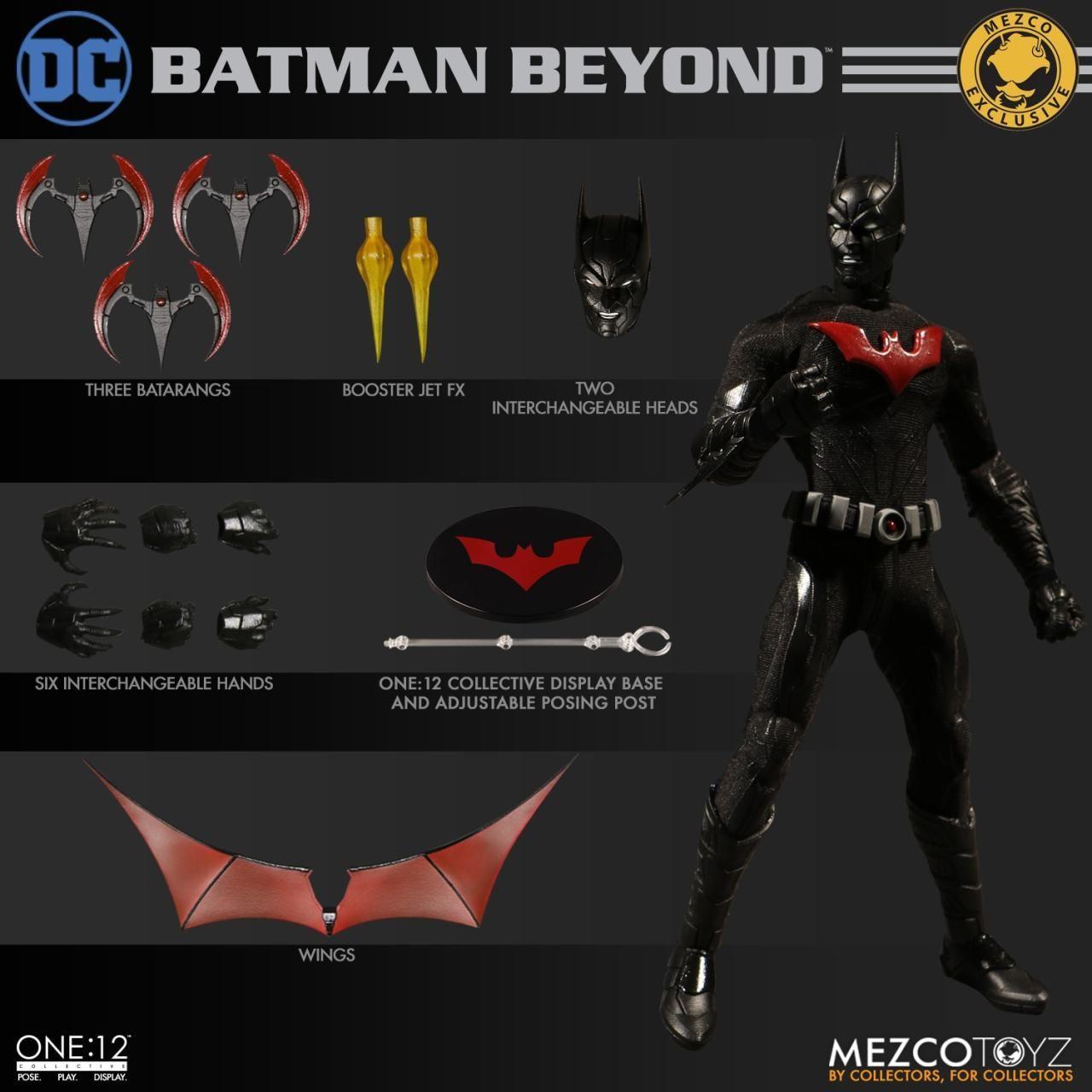 Sovereign Knight Figure In Hand! Mezco Toyz 1//12 One 12 Collective DC Batman