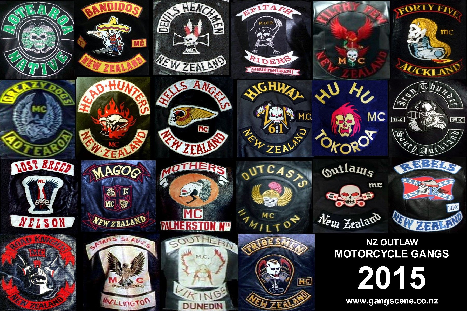 Image Gallery Motorcycle Clubs