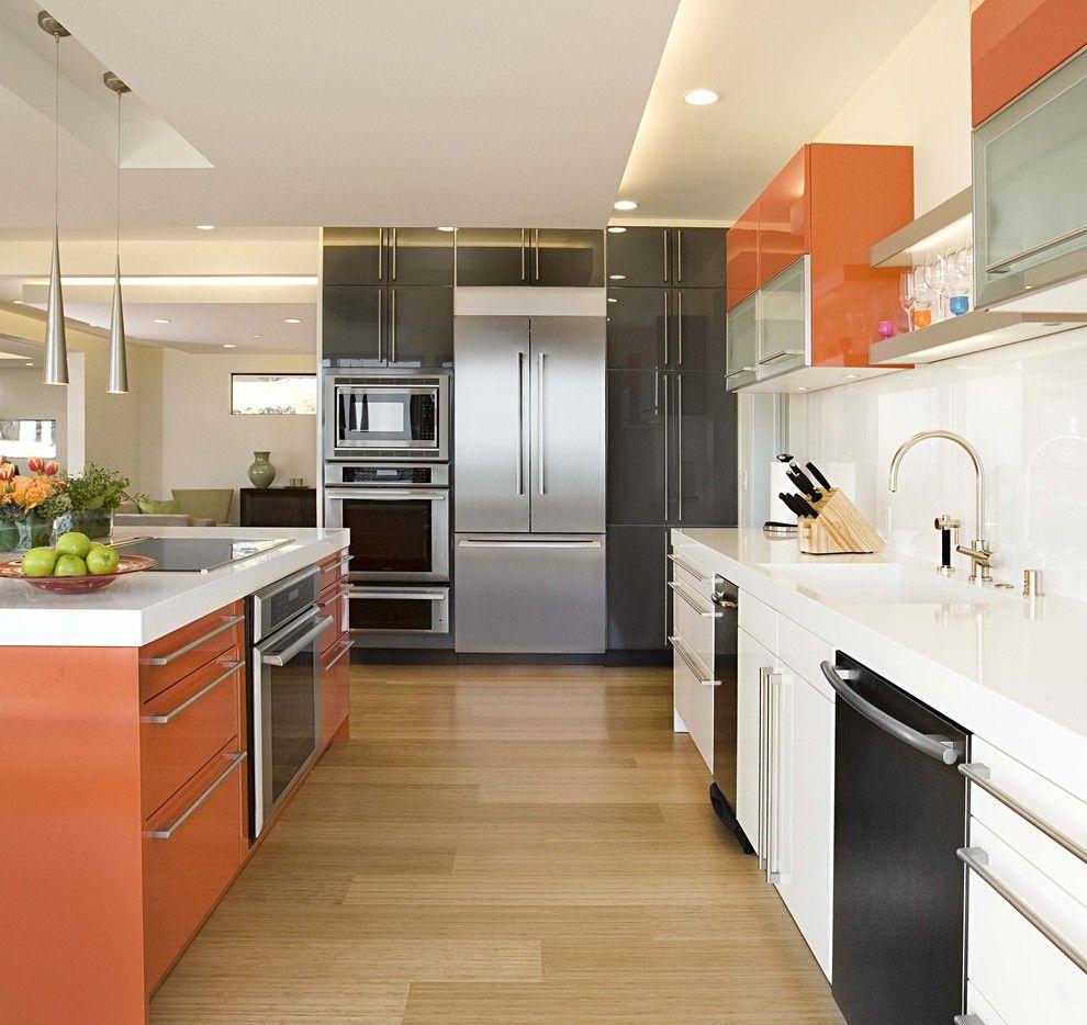 Like The Offset Handles Kitchen Inspiration Design Kitchen Design Color Contemporary Kitchen
