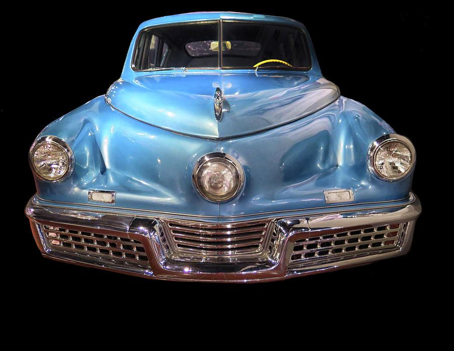 1948 Tucker Sedan Photograph by Dave Mills | Vintage Cars ...