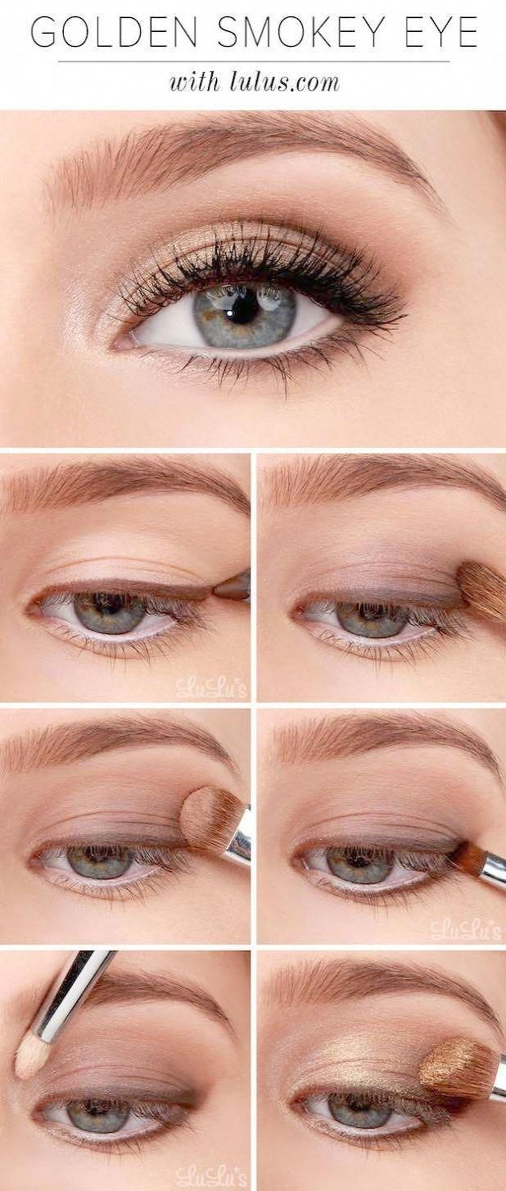 Nice 30 Easy Eye Makeup Tutorials Ideas For Beginners To Try In