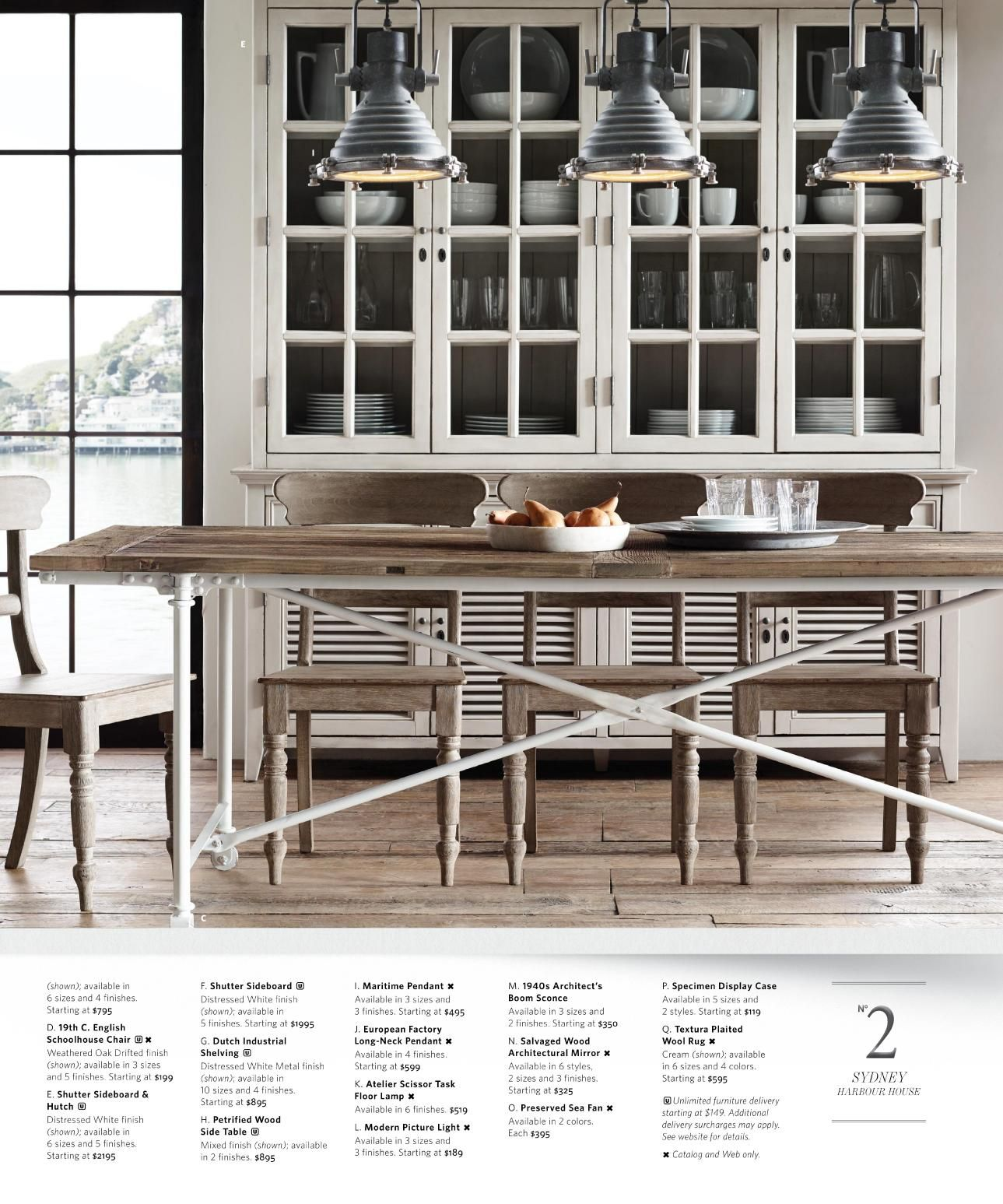 Rh source books for the home pinterest furniture ideas house