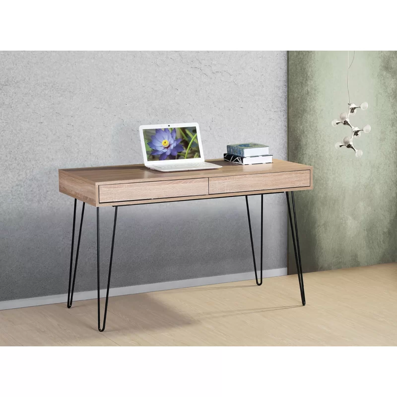 Lach Writing Desk In 2020 Desks For Small Spaces Home Studio