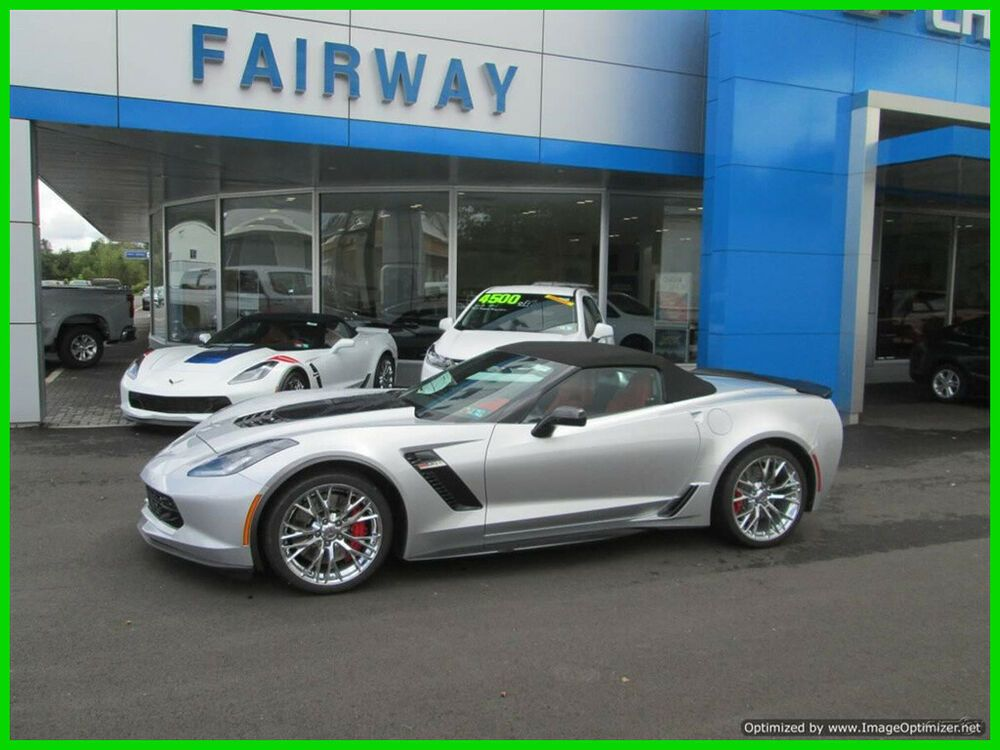 Ebay Advertisement 2019 Chevrolet Corvette Z06 2019 Corvette Zo6